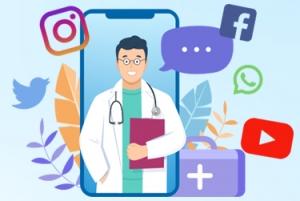 Les Médecins sur Internet et les Réseaux Sociaux